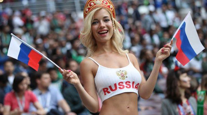 Natalya Nemchinova pornostar russa ai mondiali di calcio 2018