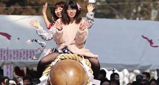 In Giappone la festa in onore del pene