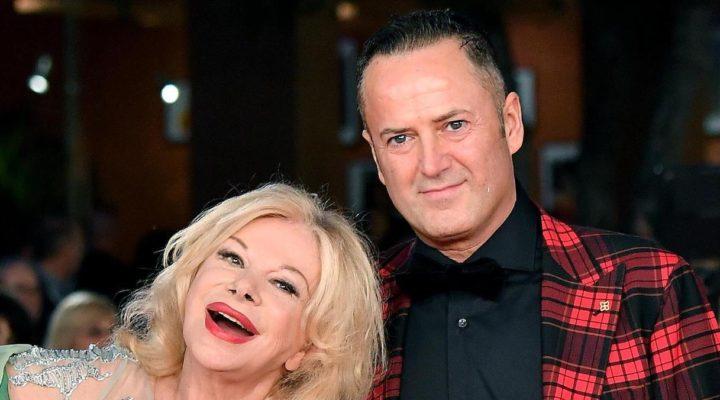 Sandra Milo e l'amore col fidanzato più giovane di 40 anni