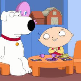 Stewie Griffin è gay? Domani lo scopriremo!