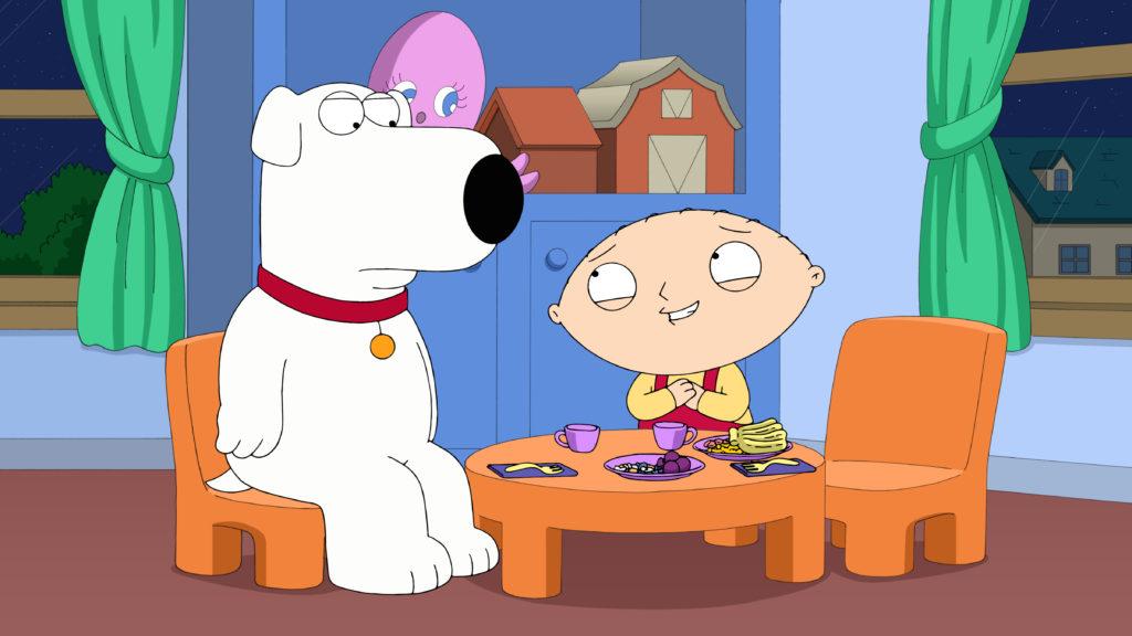 Stewie Griffin gay2