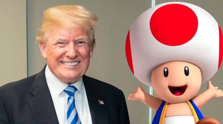 Trump pene piccolo