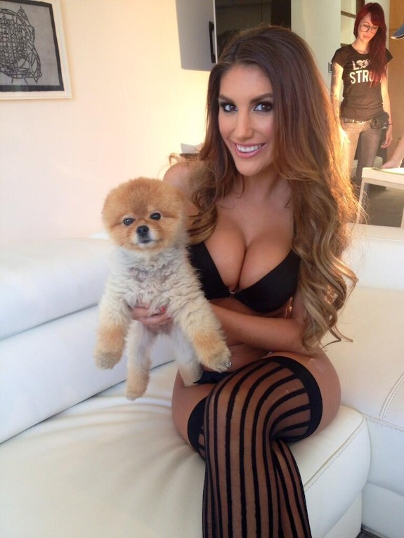 August ames hiv