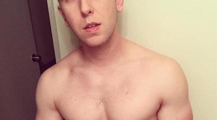 Danny Wylde, chi è l'attore porno dipendente dal Viagra