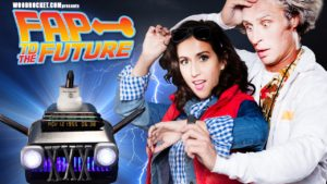 fap to the future porno parodie