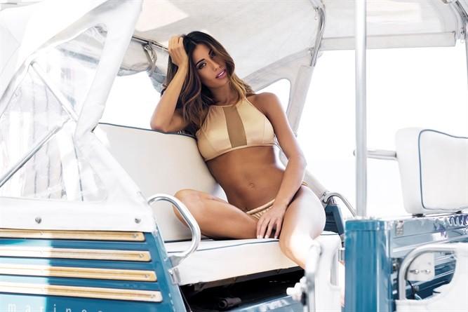 federica nargi- sexy wags fidanzate calciatori