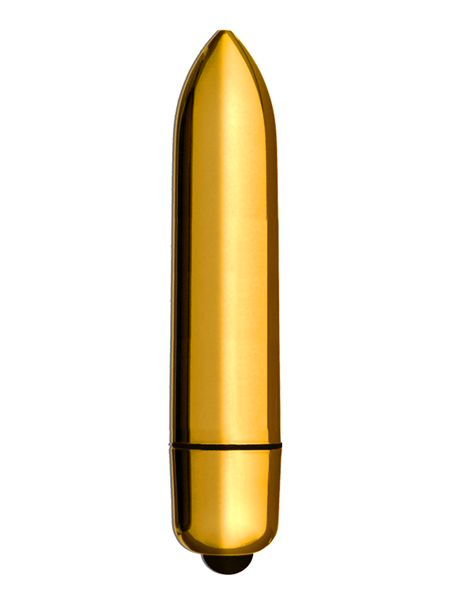 golden bullet vibrator - sex toys