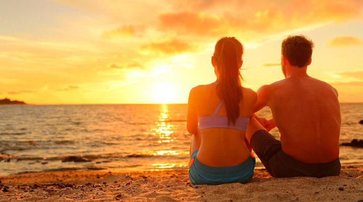 i segreti per rimorchiare al mare – romantico al tramonto