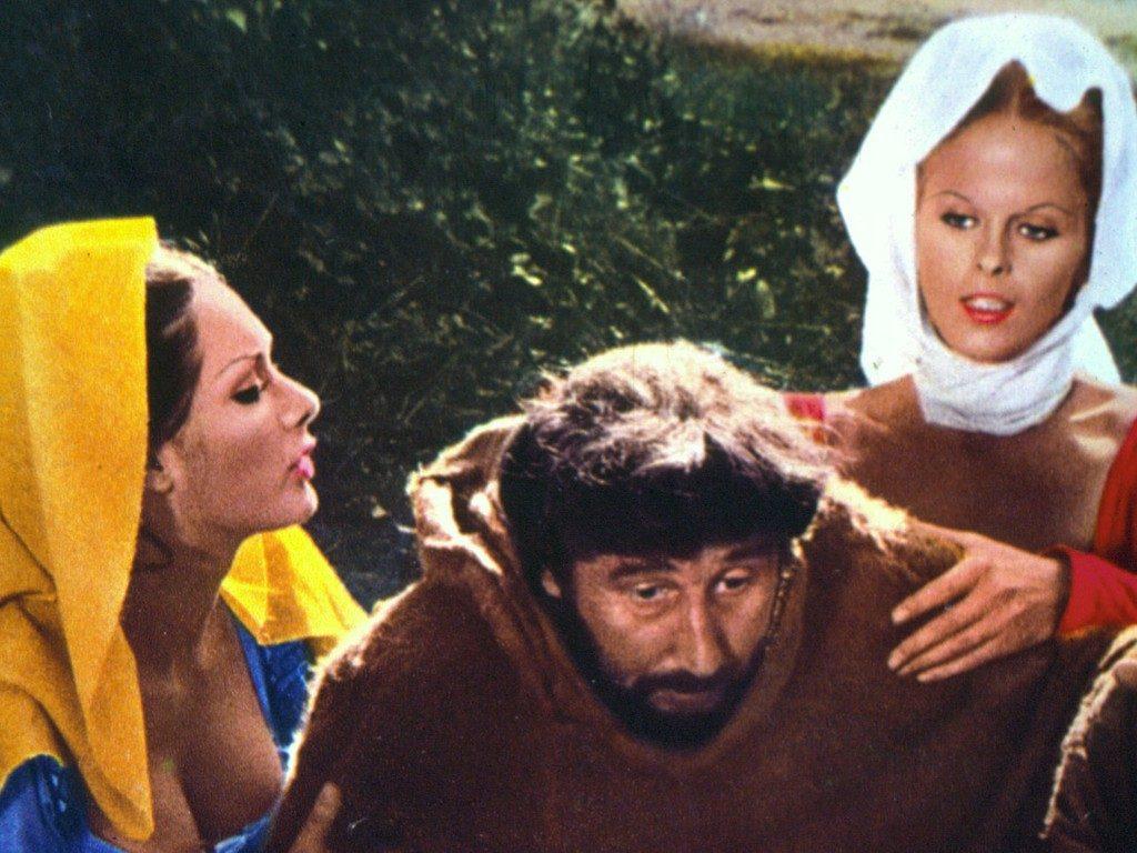 karin schubert - Pornostar italiane degli anni settanta