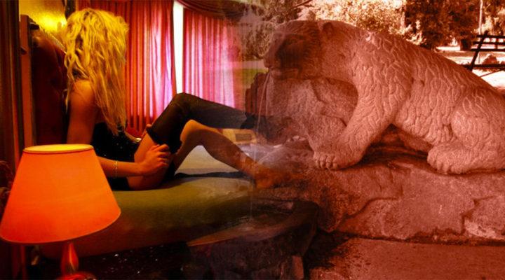 [Racconto erotico]: L'accompagnatrice a Torino e l'incontro nel castello