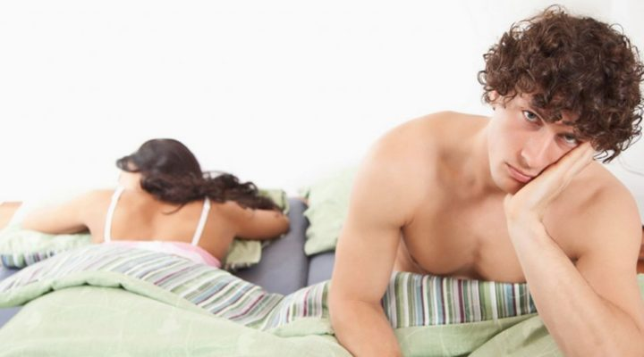 mal di testa niente sesso