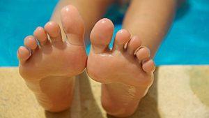 piedi celebrità