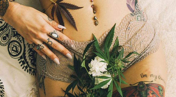 Porno e marijuana sono la nuova tendenza in corso in USA