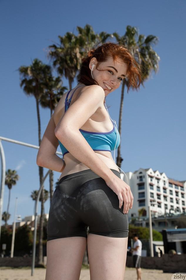 Le migliori pornostar emergenti Sabrina Lynn culo sodo