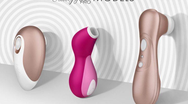 Ecco il succhiaclitoride, la nuova frontiera del piacere femminile