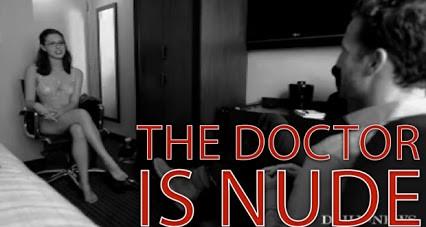 psicologa nuda per curare pazienti