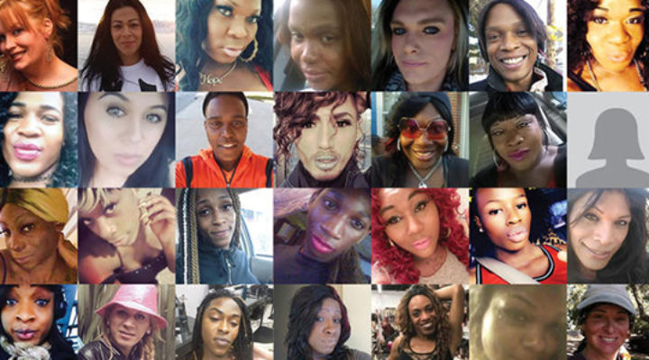 vittime trans fobia lgbt usa